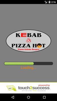 Kebab & Pizza Hot poster