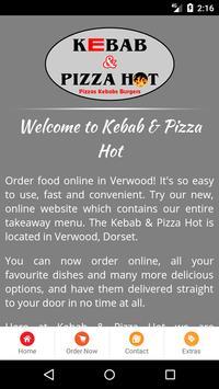 Kebab & Pizza Hot screenshot 1