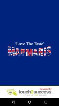 Marmaris Takeaway Chesterfield poster
