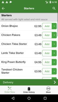 Masala Kitchen screenshot 2