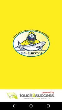 Mr. Chippy's poster