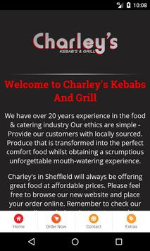 Charley's Kebabs And Grill screenshot 1