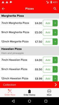 Pizza Cottage screenshot 3