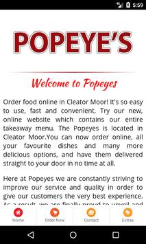 Popeye's Cleator Moor screenshot 1