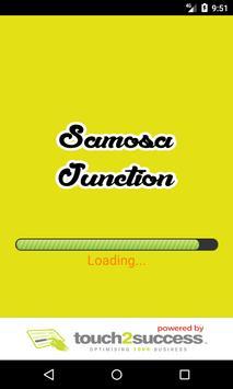 Samosa Junction poster