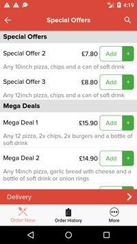 Supreme Kebab & Pizza screenshot 2