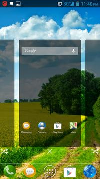 Transparent Launcher Pro apk screenshot