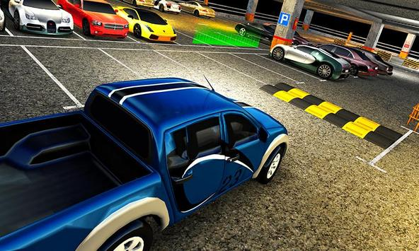 Multi Level Jeep Parking Mania screenshot 4