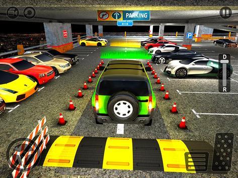 Multi Level Jeep Parking Mania screenshot 11