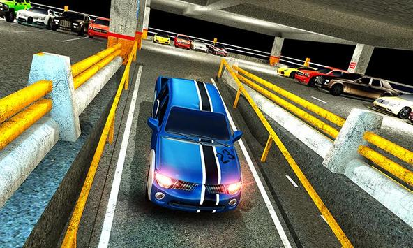 Multi Level Jeep Parking Mania screenshot 3