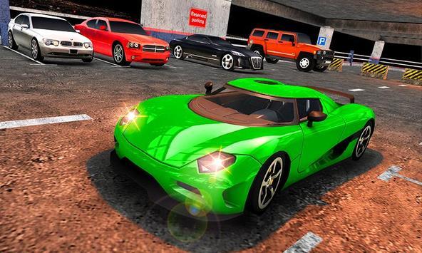 Multistorey Car Parking Sim 17 screenshot 4