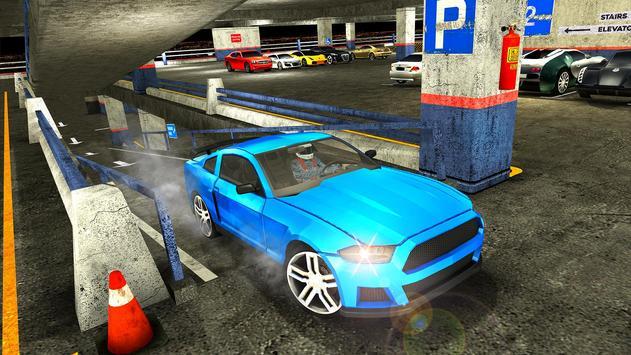 Multistorey Car Parking Sim 17 screenshot 7
