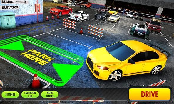 Multistorey Car Parking Sim 17 poster