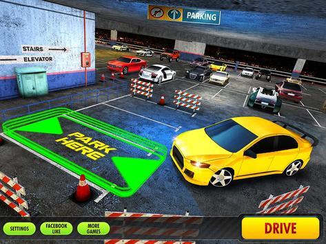 Multistorey Car Parking Sim 17 screenshot 10