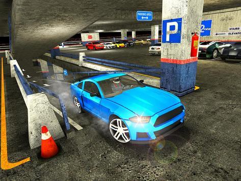 Multistorey Car Parking Sim 17 screenshot 12
