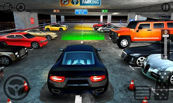 Multistorey Car Parking Sim 17 screenshot 1