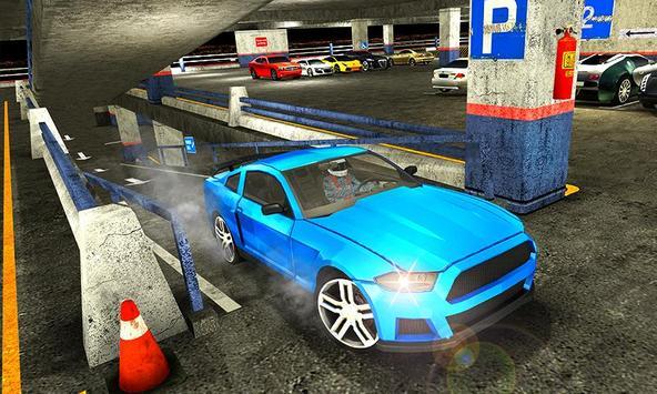 Multistorey Car Parking Sim 17 screenshot 2