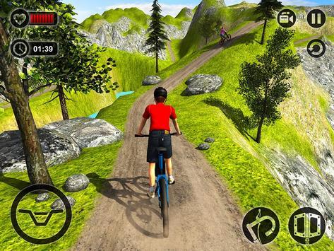 Uphill Offroad Bicycle Rider 2 apk screenshot