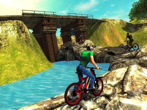 Uphill Offroad Bicycle Rider apk screenshot