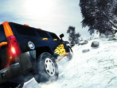Offroad Luxury Prado Driving apk screenshot