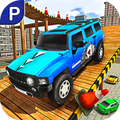 City Climb Prado Stunt Parking icon