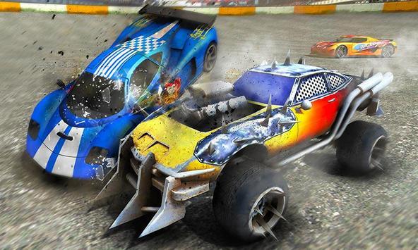 Demolition Derby Car Arena apk screenshot