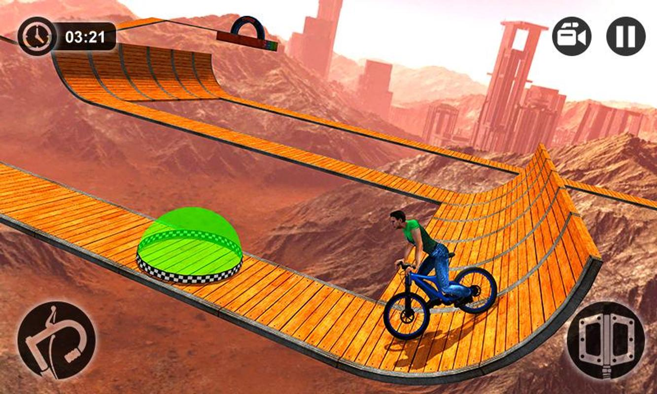 Moto madness 3d motor bike stunt racing game iphone game free.