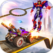 Flying Superhero Robot Monster Transform Fighting