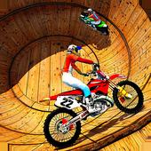 Well of Death Bike Stunt Drive icon