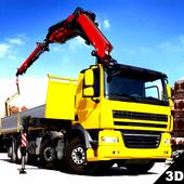 City Road Builder 3D icon