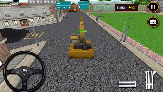 City Road Builder 3D poster