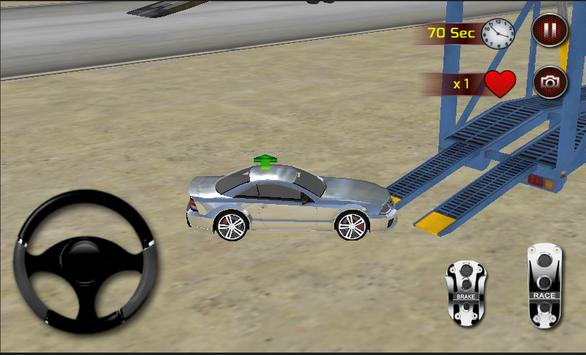 AirPlane Pilot Car Transporter apk screenshot