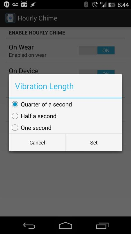 Hourly Chime for Wear APK Download