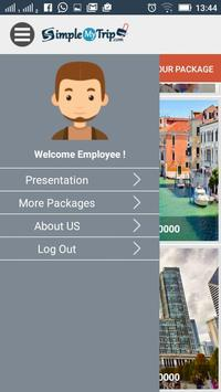 SimpleMyTrip screenshot 4