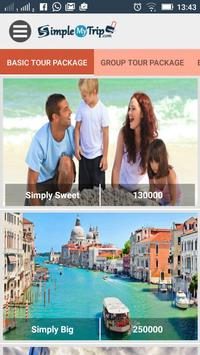 SimpleMyTrip screenshot 6