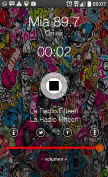 Mia  | Radio FM 89.7 Catamarca apk screenshot