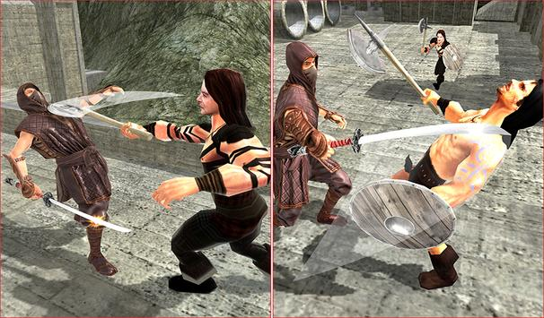 Ninja Warrior Assassin Fight: Survival Escape Hero screenshot 13
