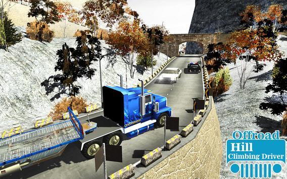 Offroad Hill Climbing Driver apk screenshot