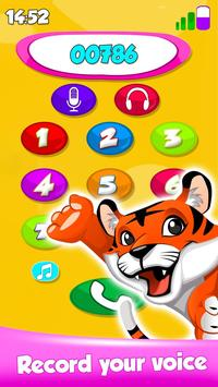 Baby Toy Phone For Kids poster