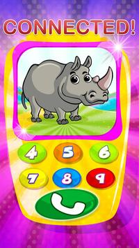 Baby Toy Phone For Kids screenshot 4