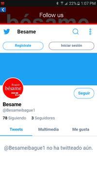 Bésame Radio Ibagué screenshot 3