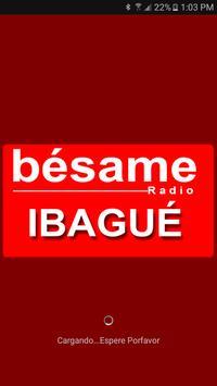 Bésame Radio Ibagué poster