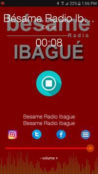 Bésame Radio Ibagué screenshot 1