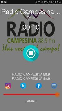 Radio Campesina Inza apk screenshot