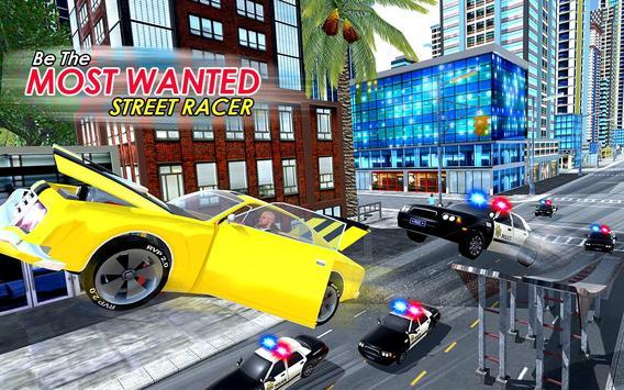 City Police Car Chase Smash 3D apk screenshot