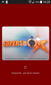 Super Show Bolivia poster
