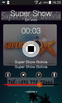 Super Show Bolivia screenshot 1