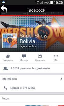 Super Show Bolivia screenshot 3