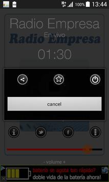 Radio Empresa La Paz Bolivia screenshot 3