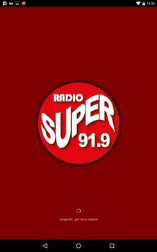 RADIO SUPER 91.9 poster